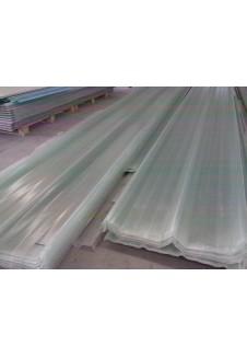 tôle en polyester transparent (prix/m)