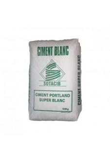 ciment blanc 50kg