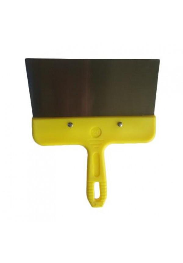 spatule de peintre avec mavche en plastique de N°20