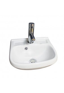 lavabo de douche 45 en porcelaine