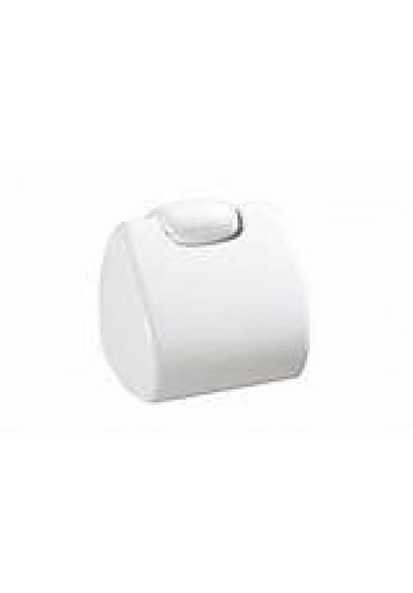 papier hygiénique en plastique blanc