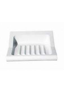 porte savon en plastique