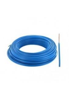 File TH 6 mm² bleu PLASTICABLE